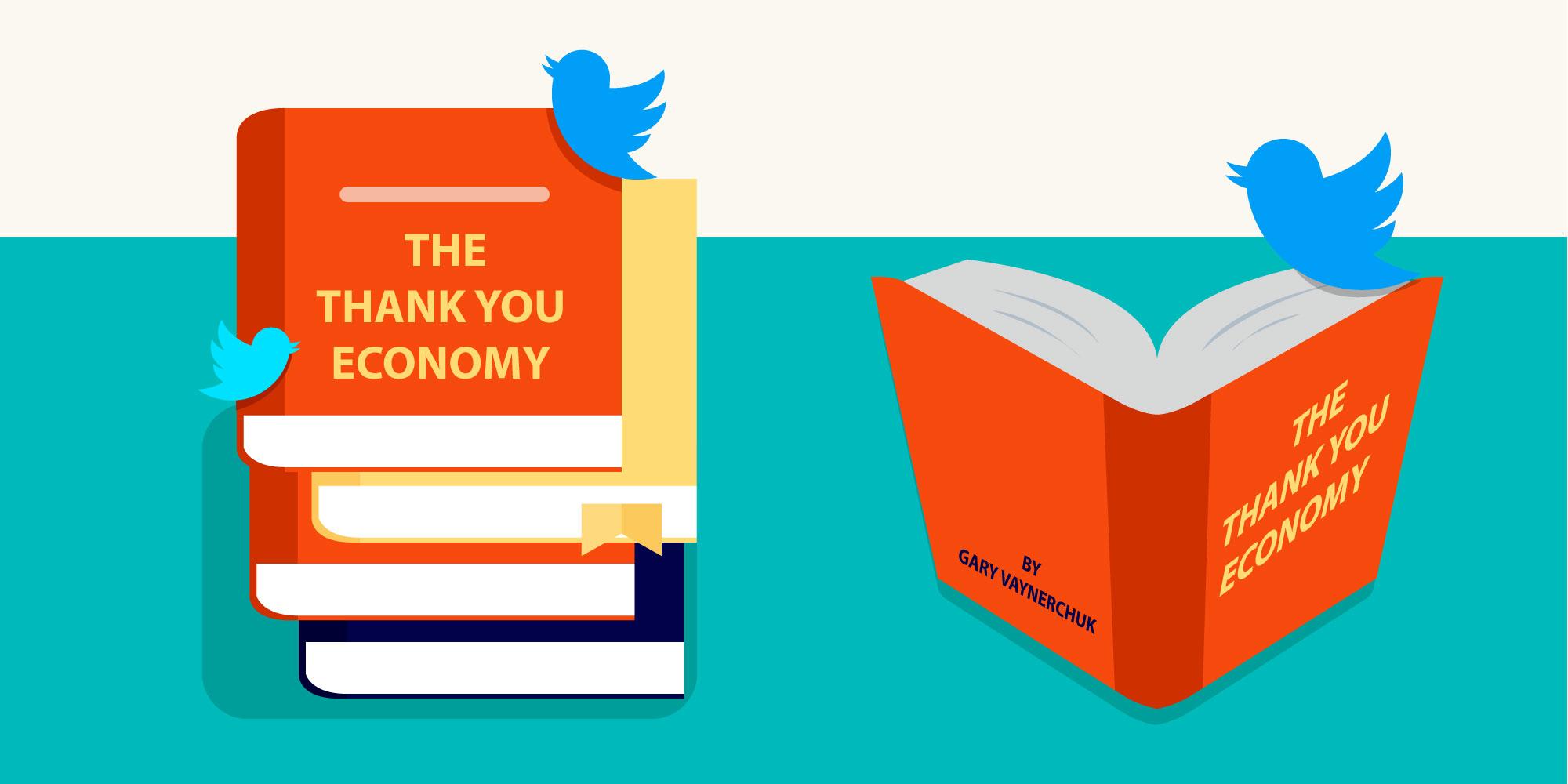 کتاب اقتصاد تشکری از گری وینرچاک
